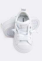 Converse - Chuck Taylor All Star Street Slip Sneaker White