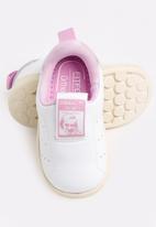 adidas Originals - Kids stan smith 360 i - white & lilac