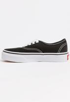 Vans - Authentic Lace Up Sneaker Black