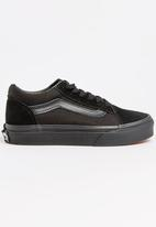 Vans - Old Skool  Sneaker Black