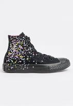 Converse - Chuck Taylor All Star Hi  Sneaker Black