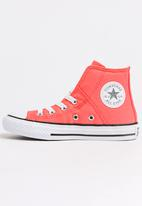Converse - Chuck Taylor All Star Pull Zip  Sneaker Coral