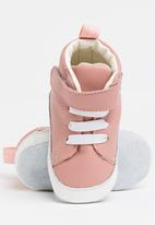 shooshoos - City of Lights Sneakers Mid Pink