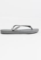 Havaianas - Kids slim - steel grey