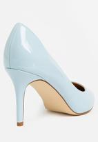 3b098a820cb Penny Court Heels Pale Blue Madison® Heels