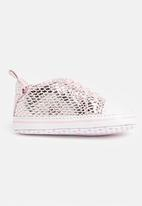 POP CANDY - Lace Up Sneaker Mid Pink