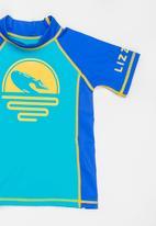 Lizzard - Jothan 2 Piece Set Blue