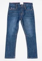POP CANDY - Boys skinny jeans - mid blue