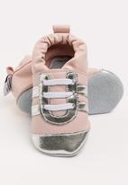 shooshoos - Flamingo Sneaker Pale Pink