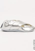 shooshoos - Charlotte Pump Silver