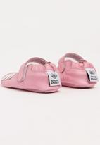 shooshoos - Hippie Chick Pump Mid Pink