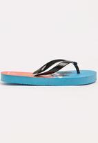 POP CANDY - Printed Flip Flops Multi-colour