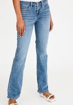 Levi's® - 715 Bootcut Jeans Dark Blue