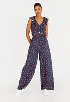 ONLY - Beso Jumpsuit Navy