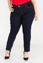 Levi's® - 311 Shaping Skinny Jeans Dark Blue