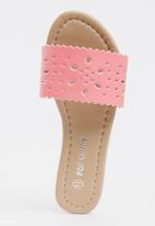 POP CANDY - Slip On Sandal Mid Pink