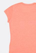 POP CANDY - Printed tee - coral