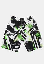 POP CANDY - Printed Boardshorts Multi-colour
