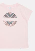 Rip Curl - Teen Mystical Earth Tee Mid Pink
