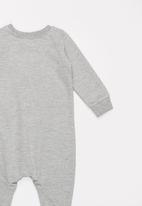 Nike - Nike I Run Things GFX Coverall Dark Grey