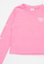Rip Curl - Teen Retro Tee Pale Pink