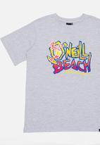 O'Neill - Laid back wave tee - grey