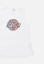 Rip Curl - Teen reissue tank - white