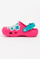 Crocs - Fun Lab Frozen  Clog Mid Pink
