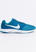 Nike - Nike Downshifter 7 Runners - Blue