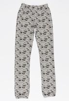 Soobe - Boys Printed Joggers Grey