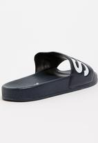 c54f29904d3c Superga Slides Navy   White SUPERGA Sandals   Flip Flops ...