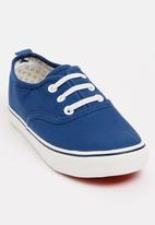 POP CANDY - Canvas Sneaker Navy