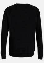 name it - Boys Reversible Sequin Sweater Black
