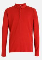 name it - Boys Golfer Red