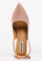 Madison® - Maybelle Slingback Pointy Courts Pale Pink