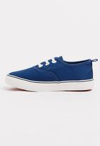 POP CANDY - Canvas Sneaker Navy