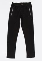name it - Girls Casual Trousers Black