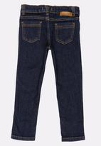 Soobe - Girls Straight Leg Jean Dark Blue