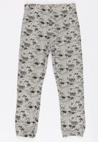 Soobe - Boys Printed Joggers Grey