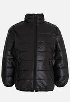 Soobe - Puffer Jacket Black