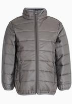 Soobe - Puffer Jacket Grey