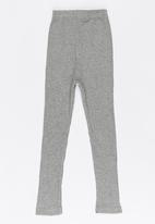 POP CANDY - Girls Ribbed Legging Grey