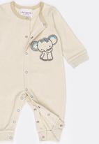 POP CANDY - Printed Sleepsuit Cream
