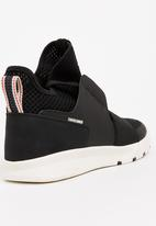 Jack & Jones - Bourne hi-top sneakers - grey
