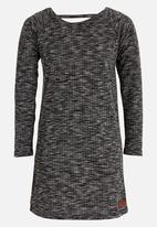 Lizzy - Taran V Back Dress Black
