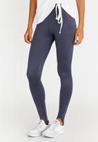 c(inch) - Stirrup Leggings Dark Grey