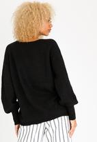 ONLY - Trust Bell Pullover Jersey Black