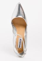 Madison® - Camilla asymmetrical courts - silver