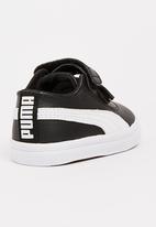 PUMA - Urban SL V - black/white