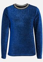 name it - Long Sleeve Jersey Blue